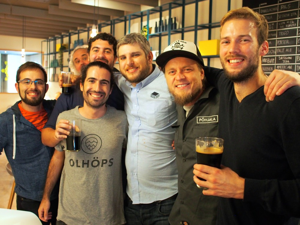 Olhops Valencia Pohjala craft beer