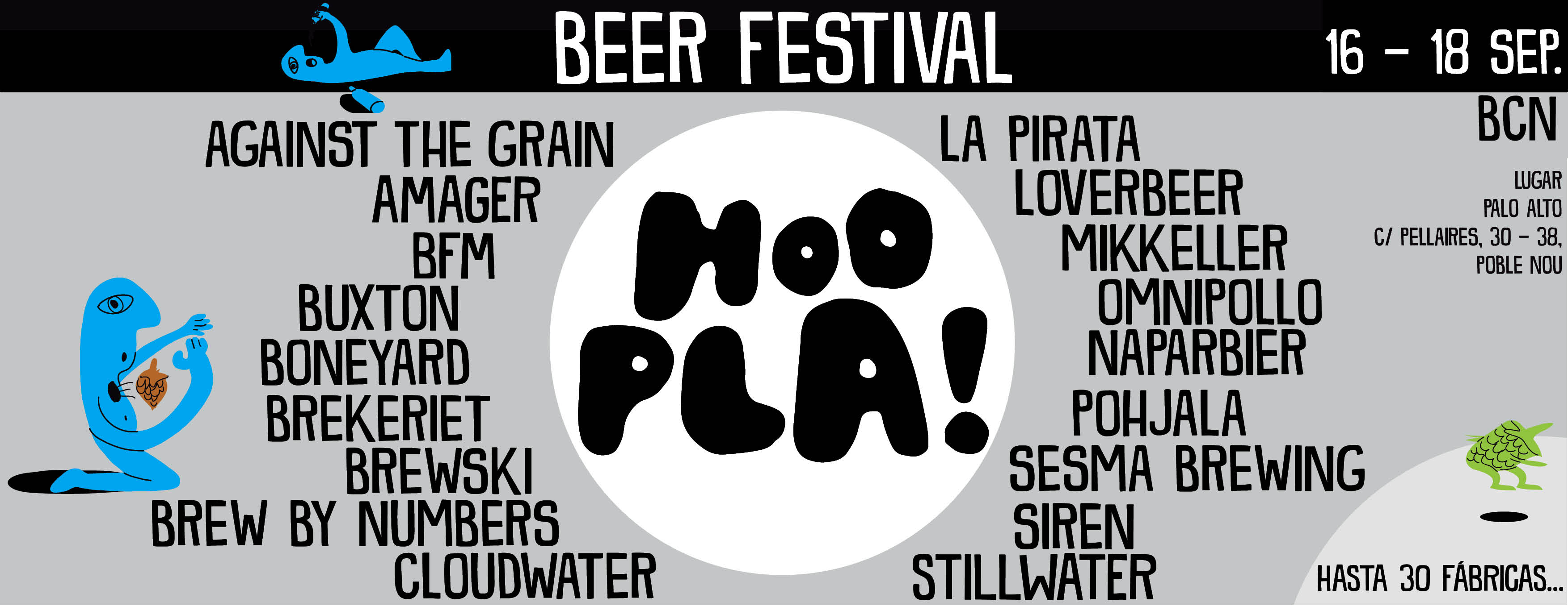 HOOPLA BEER FESTIVAL