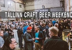 Tallinn craft beer weekend (y más...)