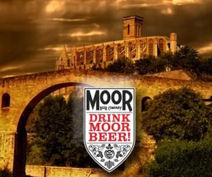 Moor Beer Co. de visita,  colaboración y festival